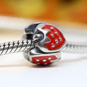 Pandora Sweet Strawberry Bead 791091EN09